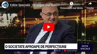 A7 TV: Un popor mai bun și unit 🔴 Invitați: Cătălin Vasile și Amedeo Dima