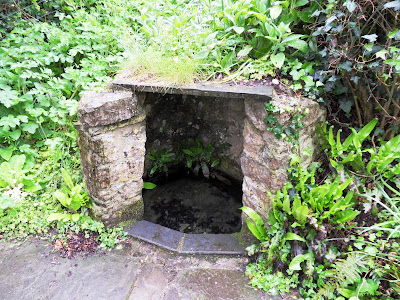Holy Well Watchet Somerset