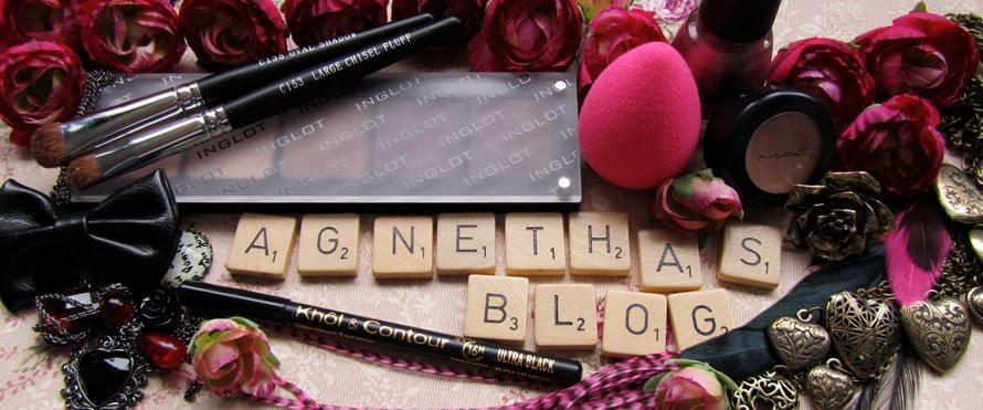 Agnetha's blog