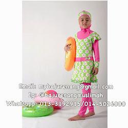 Baju Renang Kanak-kanak Perempuan