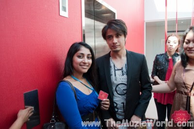 Ali Zafar, Vidya Balan & Malaika Arora at Indian Film Festival 2011 (Pictures)