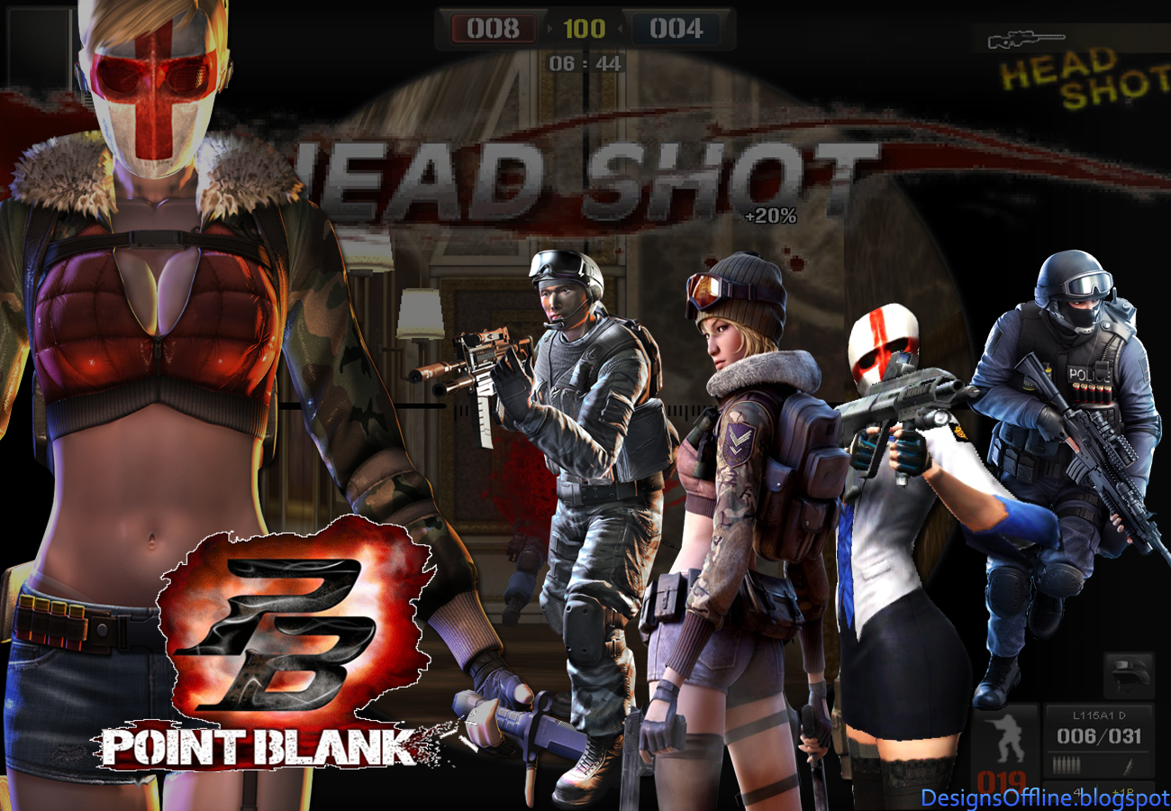 Cheat Point Blank VIP 5 September 2014 Terbaru Wallhack 1 Hit & Auto HS