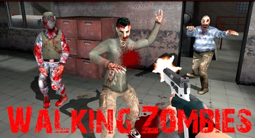 The Dead Town: Walking Zombies v1.0.1 Apk + Data Mod [Unlimited Bullet]
