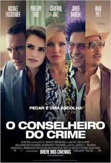 """Poster do filme """"O Conselheiro do Crime"""""""