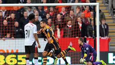 Xem lại đầy đủ trận Hull City vs Liverpool