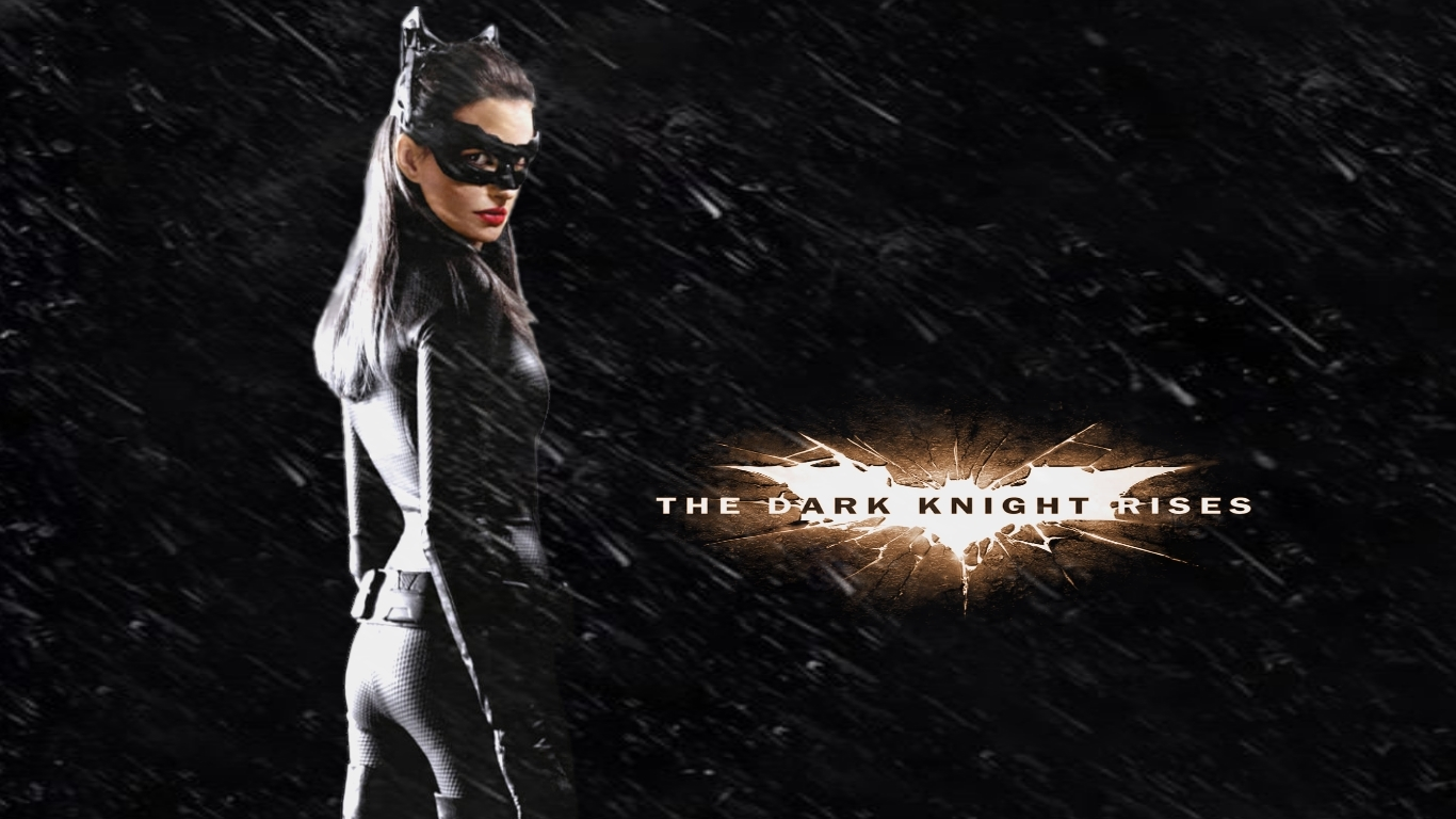 Just Walls: Catwoman Wallpaper from Dark Knight Rises Movie