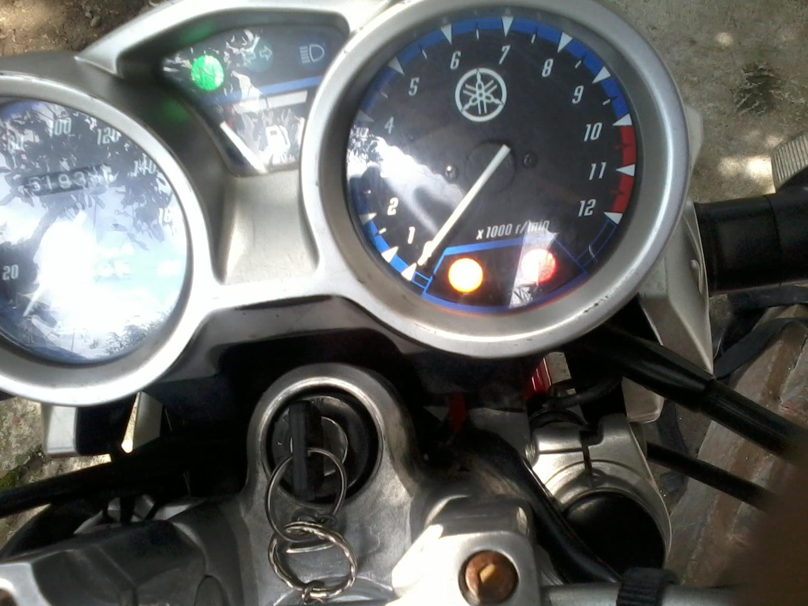 Terkadang Penyemplak Yamaha V Ixion Dibuat Bingung Oleh Lampu Indikator Kerusakaan Di Spidometer Malfunction Indicator Lamp Ini Terus Berkedip