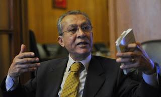 Глава турецкой делегации в Крыму, профессор Зафер Ускюль (Zafer Üskül)