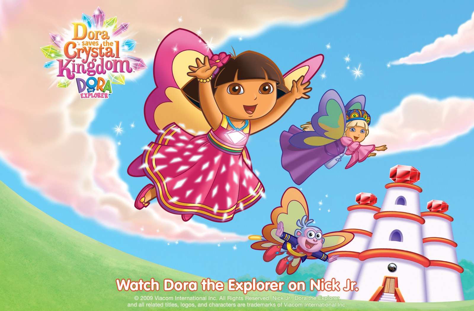 dora the explorer Dora the explorer 3,250,782 likes 2,009 talking about this welcome to the official nickelodeon dora the explorer fan page.