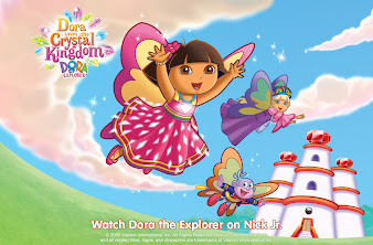 #2 Dora The Explorer Wallpaper