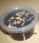 Doorgift Kek coklat moist
