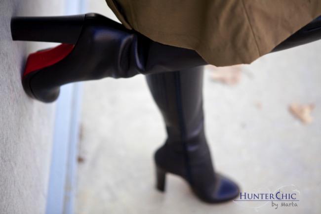Trafaluc dress-hunterChic by Marta-que me pongo-estilo y elegancia- con dos tacones