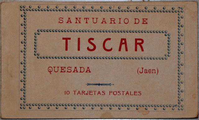 Album de postales de TISCAR