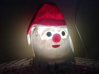 Lampu Natal dan Tahun Baru