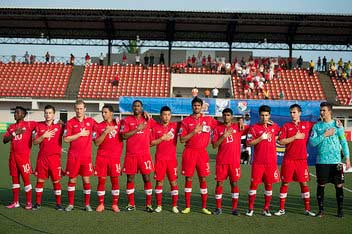 Canada Squad for 2013 CONCACAF Gold Cup