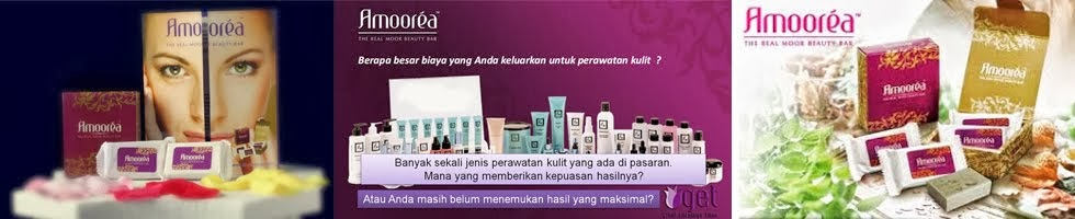 Distributor Sabun Amoorea Jakarta