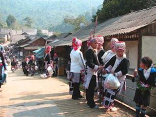 Sapa - Muong Hum market tour
