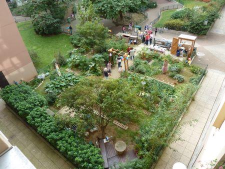 K a s weblog de buurttuin for Jardin truillot