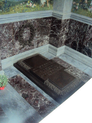 tomba Giuseppina Strepponi