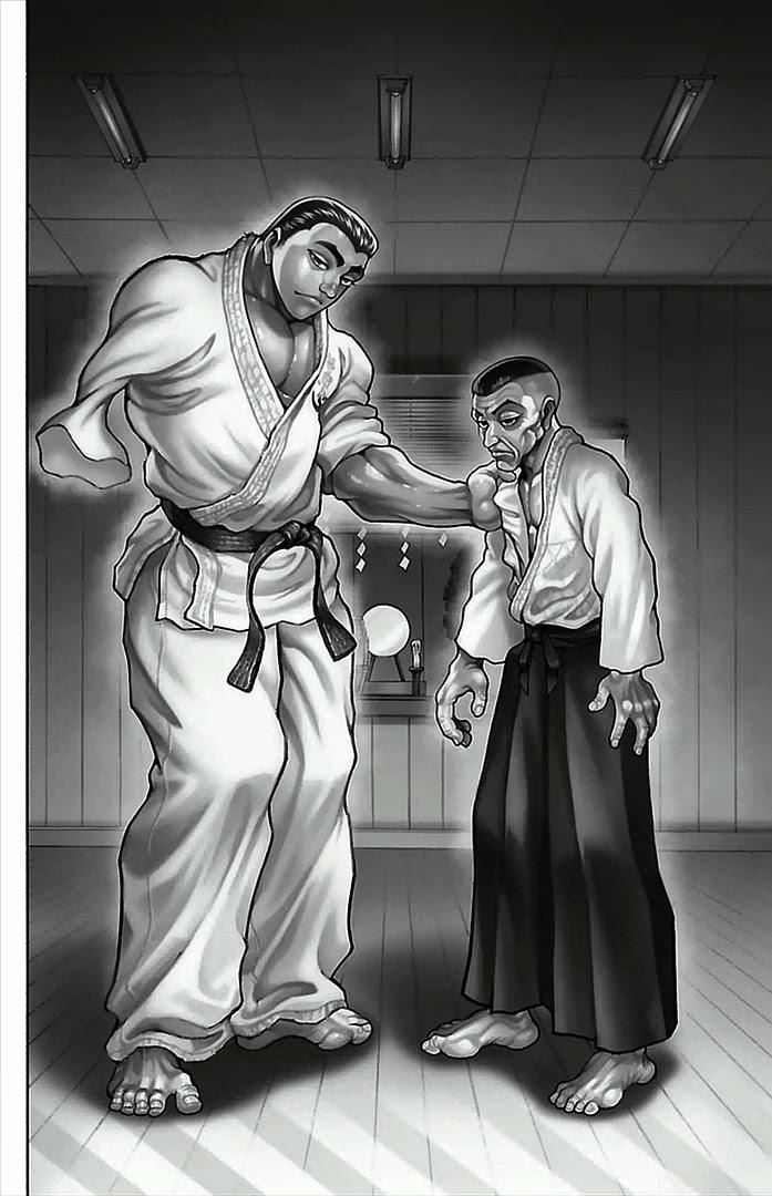 Baki Dou chap 6 Trang 3 - Mangak.info