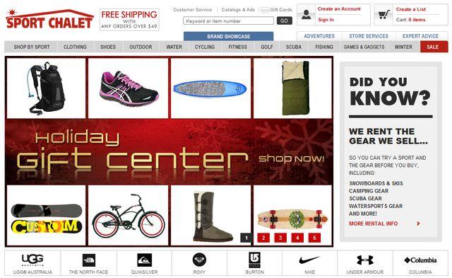 SportChalet.com
