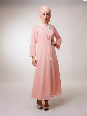 Foto Baju Gamis Muslim Terbaru