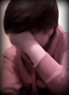 Wenn sie Hentai weinen