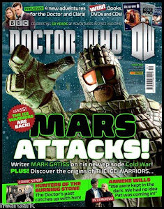 Doctor Who Magazine #459