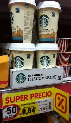 Starbucks, DIA