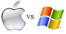Microsoft Apple Fight Blogger Tips Tricks Tell us Live.