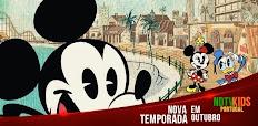 Mickey Mouse - Segunda Temporada - ESTREIA em NOVEMBRO no canal !!!