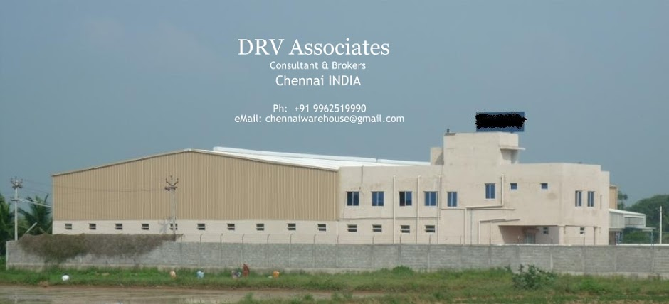 Factory Warehouse in Chennai