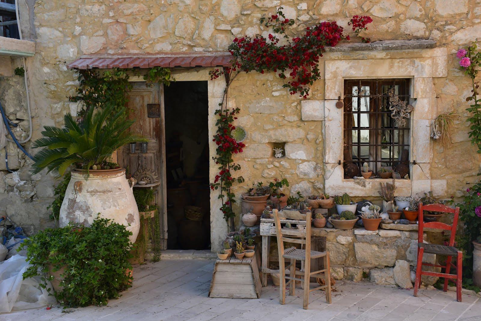 Stimmungsvolles Kreta