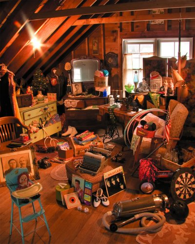 Upfront with ngs attic archaeological dig reveals family for Reminisce classic house 2016