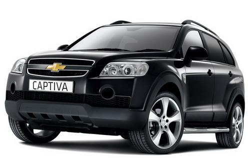 Chevrolet Captiva Maxx LTZ - Xe 7 Chỗ