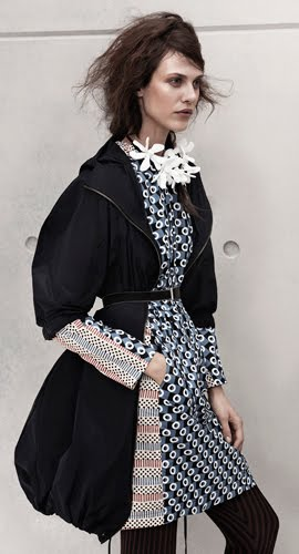 moda mujer primavera 2012 Marni H&M
