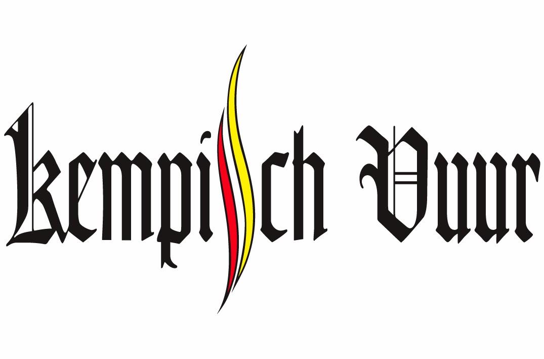 Afbeeldingsresultaat voor kempisch vuur logo