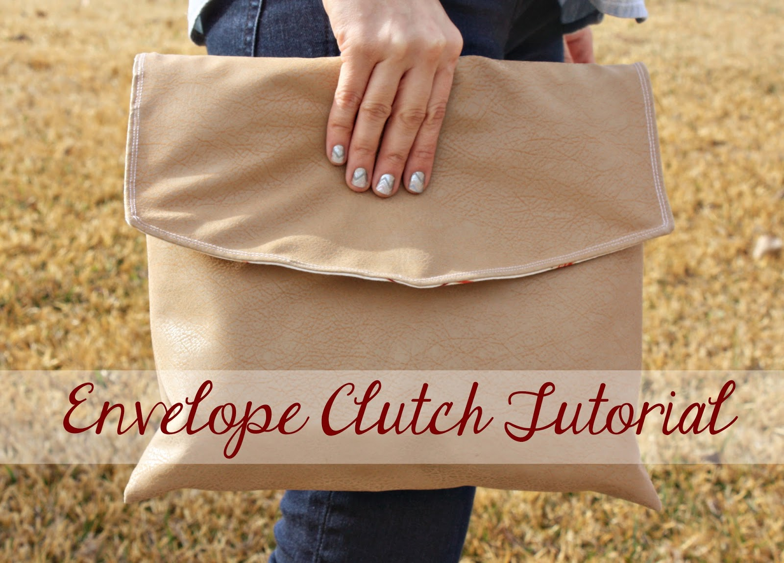 Envelope Clutch Tutorial