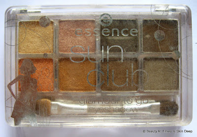 Essence Sun Club Eyeshadow Palette 02 Long Beach