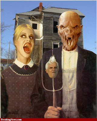 American-Gothic-Monsters-Painting--63380