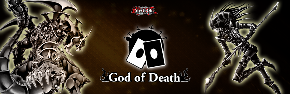 Yu-Gi-Oh! - God Of Death