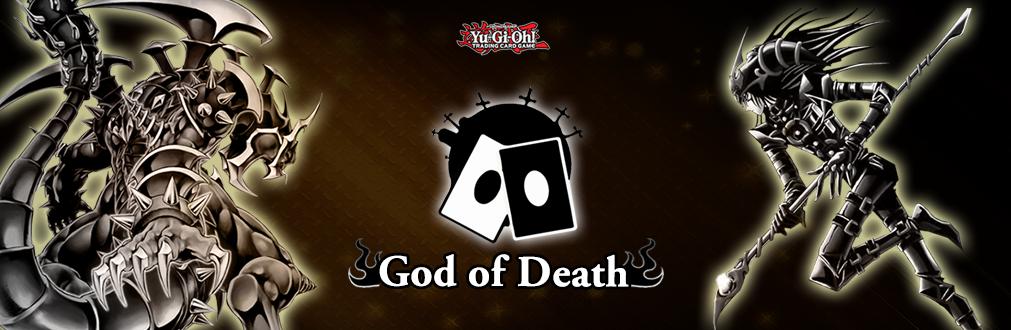 Yu-Gi-Oh! - God Of Death