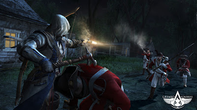 Combates Assassin's Creed III