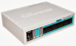 Cara setting router Mikrotik RB750