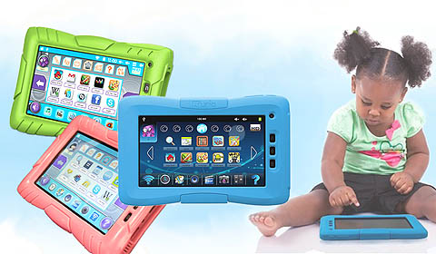 Kurio Kids Tablet Review