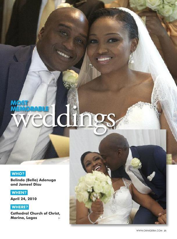 Bella Naija Weddings