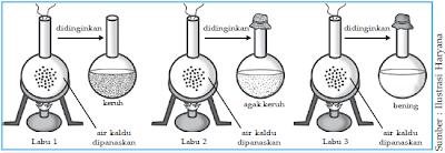 Model percobaan Spallanzani