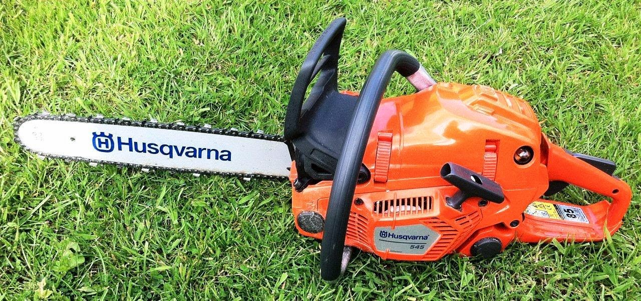 Dorkythorpy husqvarna 545 chainsaw review first impressions keyboard keysfo