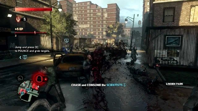 Prototype 2 PC Gameplay