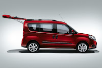 Fiat Doblo Seen On www.coolpicturegallery.us